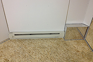 4' Baseboard Heater