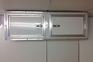 "48"" Overhead Cabinet (closed)"