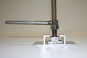 Adjustable Tie-Down Track