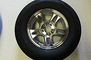 Aluminum Rim Upgrade