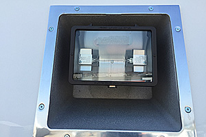 Exterior Halogen Lights
