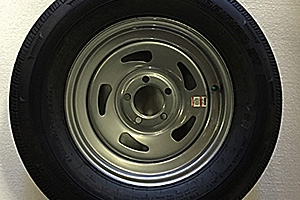 Grey Directional Wheel