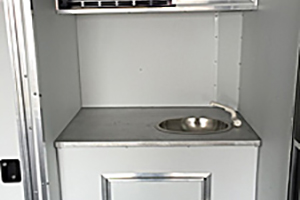 Sink and Microwave pkg.